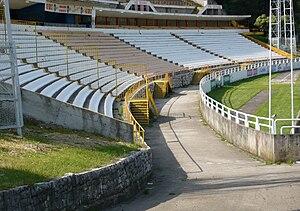 Stadion pod Bijelim Brijegom - Image: Stadion HŠK Zrinjski 1