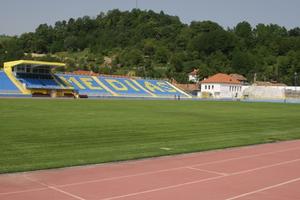 Stadionul Gaz Metan - Image: Stadionul Gaz Metan Medias