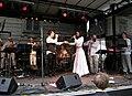 StadtFestWien 20080503 089 Denise de Macedo and band.jpg