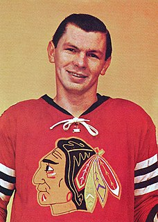 Stan Mikita Slovak-born Canadian ice hockey player