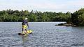 Standup Paddle - Madu Ganga lake- Srilanka - Kumaran.jpg
