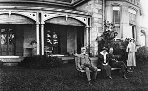 William Hemmant - Image: State Lib Qld 1 119092 Brisbane mansion, Eldernell in the suburb of Hamilton