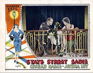 State Street Sadie - lobby card