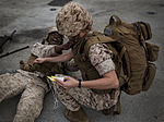 State of Readiness, Marines, corpsman prepare with mass casualty drills 150322-M-JT438-056.jpg
