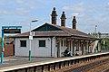 Station building on platform 1, Flint railway station (geograph 4031954).jpg