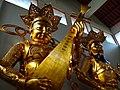 Statuary at Sam Poh Buddhist Temple - Near Tanah Rata - Cameron Highlands - Malaysia (35527419936).jpg