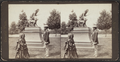 Statue of Indian Hunter, from Robert N. Dennis collection of stereoscopic views.png
