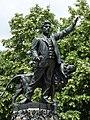 Statue of Vasil Levski in Plaza - Karlovo - Bulgaria - 02 (42583482364).jpg