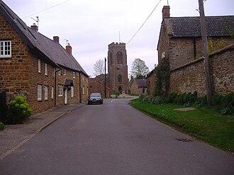 Staverton, Northamptonshire - Staverton Church