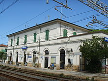 Stazione di Rosignano