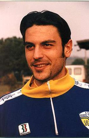 Stefano Fiore - Stefano Fiore during his spell at Chievo
