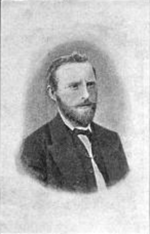 Steinar Schjøtt - Steinar Schjøtt, 1872.