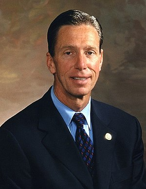 Official congressional portrait of Stephen F. ...