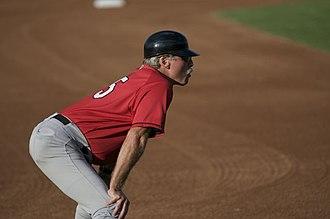 Steve Dillard (baseball) - Image: Steve Dillard