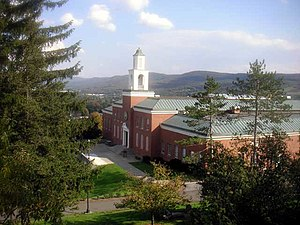 Hartwick College - Steven-Germans Library