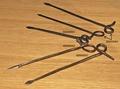Stiletto per uccidere i maiali (coradór) - Musei del cibo - salame - 001.tif