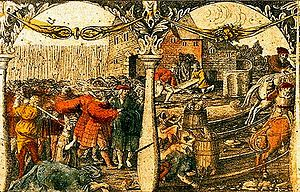 1520 in Sweden - Stockholm Bloodbath