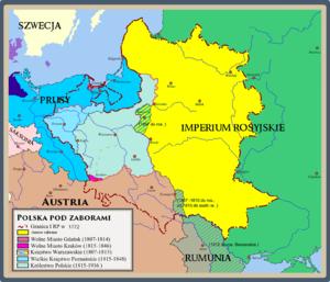 Western Krai - Image: Stolen lands (ziemie zabrane)