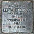 Stolperstein Baden-Baden Dreifuss Berta geb Springer.jpg