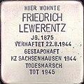 Stolperstein Friedrich Lewerentz2.jpg