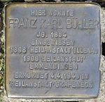 Stolperstein Offenburg Franz Karl Bühler.jpg