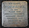 Stolperstein für Bruno Kurzweil.JPG