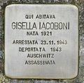 Stolperstein für Gisella Iacoboni in Gorizia.jpg