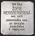Stolperstein für Zofie Weissbergerova.jpg