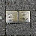 Stolpersteine Düren Weierstraße 9.JPG