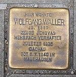 Stolpersteine Regensburg Waller.jpg
