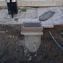Storm drain wikipedia for How do i find drainage plans for my house