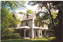 Wohnhaus von Harriet Beecher Stowe in Hartford (Connecticut) (Quelle: Wikimedia)