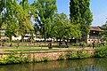 Strasbourg - 'La Petite-France' - View NNE on Square des Moulins.jpg