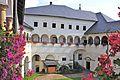 Strassburg Bischofsburg Innenhof Arkaden erster Stock 05092012 588.jpg