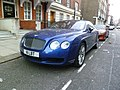 Streetcarl Bentley continental GT (6430026265).jpg