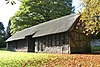 Stryd Lydan Barn, St Fagans, from north-east.jpg