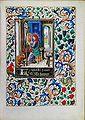 Stundenbuch der Maria von Burgund Wien cod. 1857 Der Evangelist Lukas.jpg