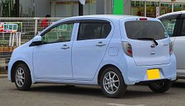 Subaru Pleo + G Smart-Assist LA300F Rear.jpg