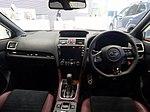 Subaru WRX S4 STI Sport EyeSight (DBA-VAG) interior.jpg