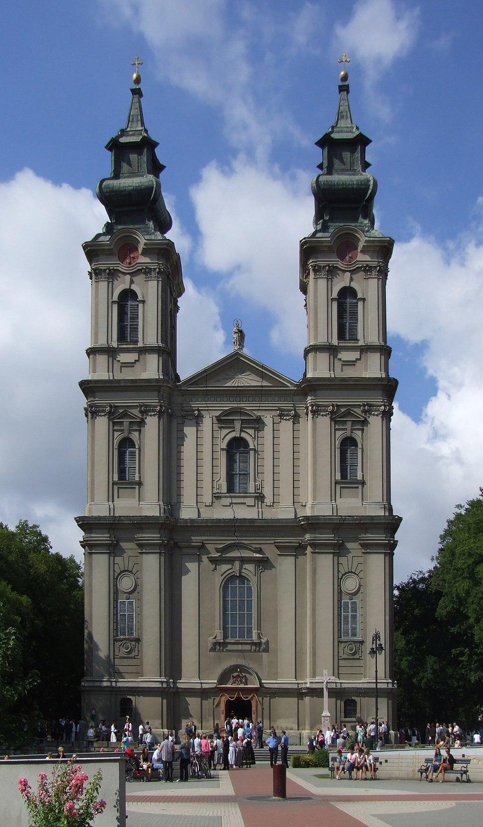 Subotica (Szabadka, Суботица) - catholic cathedral