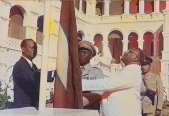 History of Sudan (1956–69) - Image: Sudan independence 2