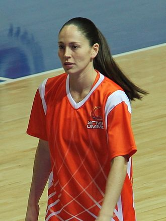 Christ the King Regional High School - Sue Bird