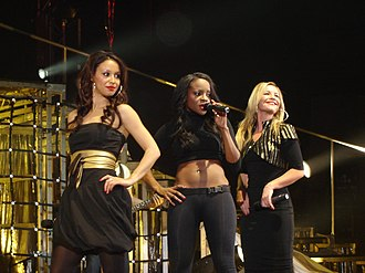 Sugababes - The third-lineup of the Sugababes