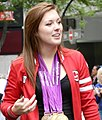 Summer Ashley Mortimer 2012 Olympic Heroes Parade.jpg