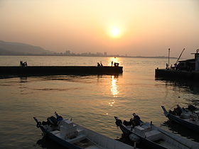 Sunset of Tamsui 1.jpg