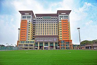 Sunway University - Sunway University Campus