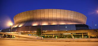 Super Bowl XX - The game was held at the Louisiana Superdome
