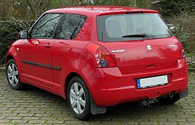 Suzuki Swift IV Facelift rear 20091206.jpg
