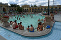 Szechenyi Baths and Pool Budapest 3.JPG