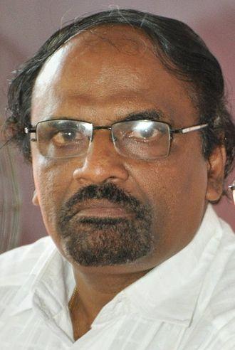 Kerala Sahitya Akademi Award for Drama - Image: TM ABRAHAM.dcbookfest kochi 2012